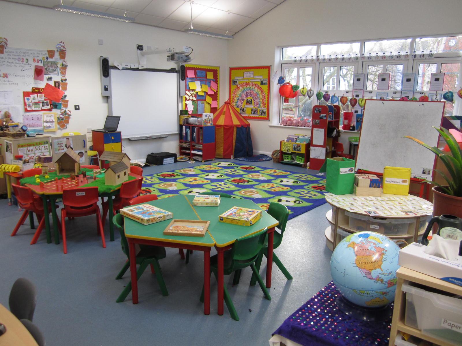 Reception Classroom Design : Reception north primary school and nursery
